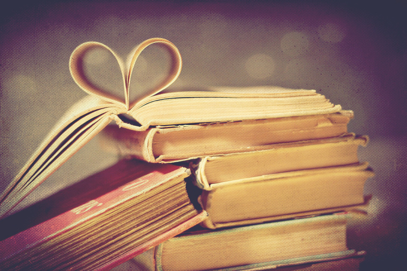 In love with books